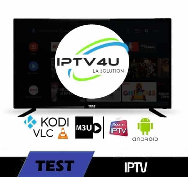 TEST IPTV