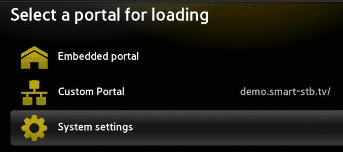 portal smart stb