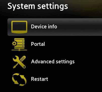 device iptv smart stb