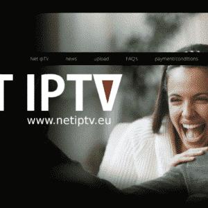 Abonnement NET IPTV et Configuration