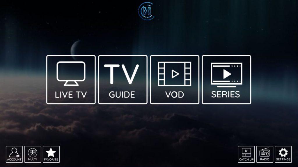 Abonnement XCIPTV