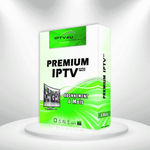 ABONNEMENT IPTV PRO