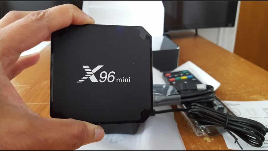 décodeur X96