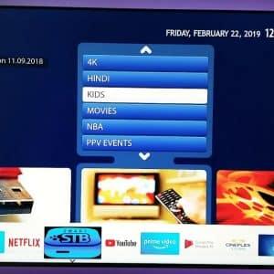 Comment installer et configurer l'abonnement IPTV sur SMART STB 2021