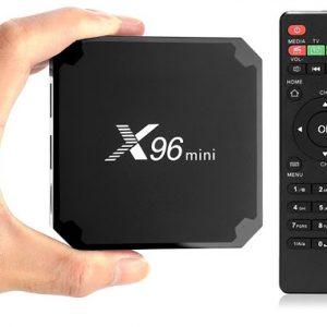 Avis – Prix – Test et Configuration iPTV sur Android TV box x96 mini - 2021 IPTV