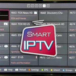 Meilleur lecteur IPTV pour Smart TV Samsung, LG et autres, Smart IPTV